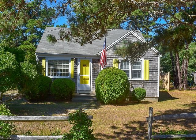 Prime Cape Cod Cottage With Central Air Conditioning Only 250 Download Free Architecture Designs Sospemadebymaigaardcom