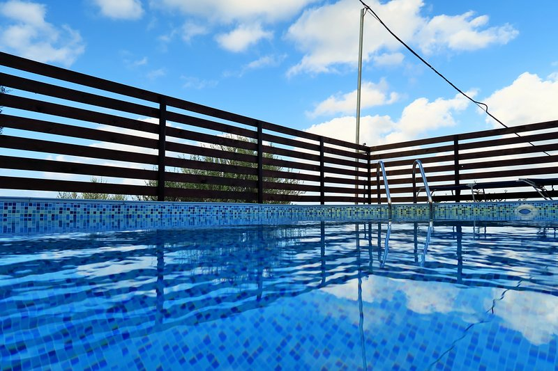 ExclusiveVillaGiannis- amazing view & private pool, holiday rental in Mesi