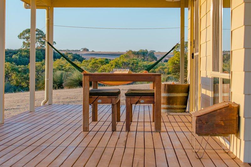 Ecopia Retreat - The Residence, vacation rental in Parndana