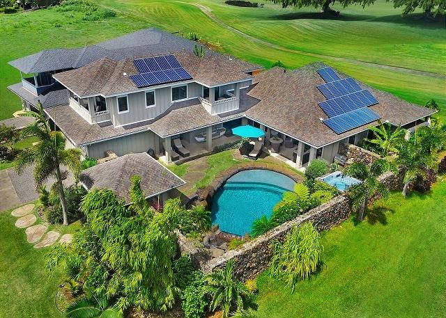 **MODERN** NEW HOUSE!!! Enjoy Pool & Jacuzzi in Poipu Beach Estates, holiday rental in Kauai