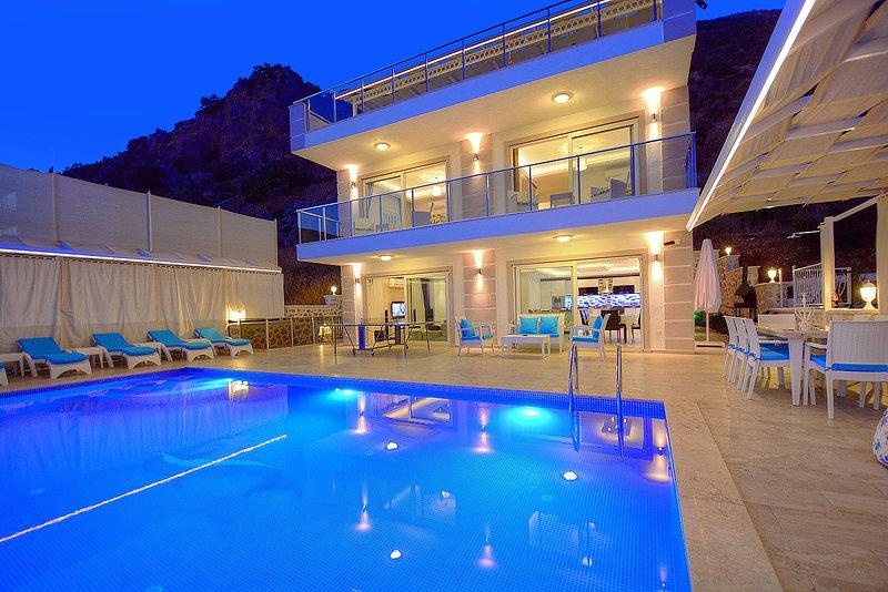 Villa Zirve, holiday rental in Bezirgan