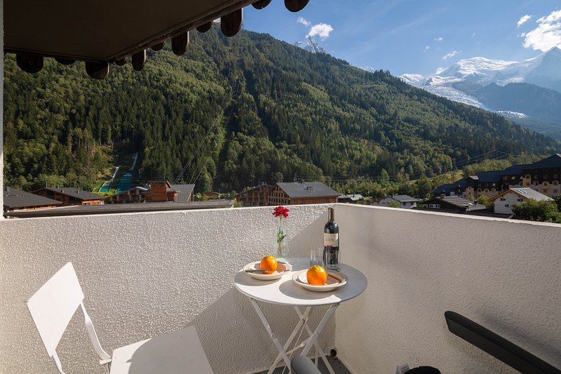 Chamonix Sud - Bâtiment E 434, holiday rental in Haute-Savoie