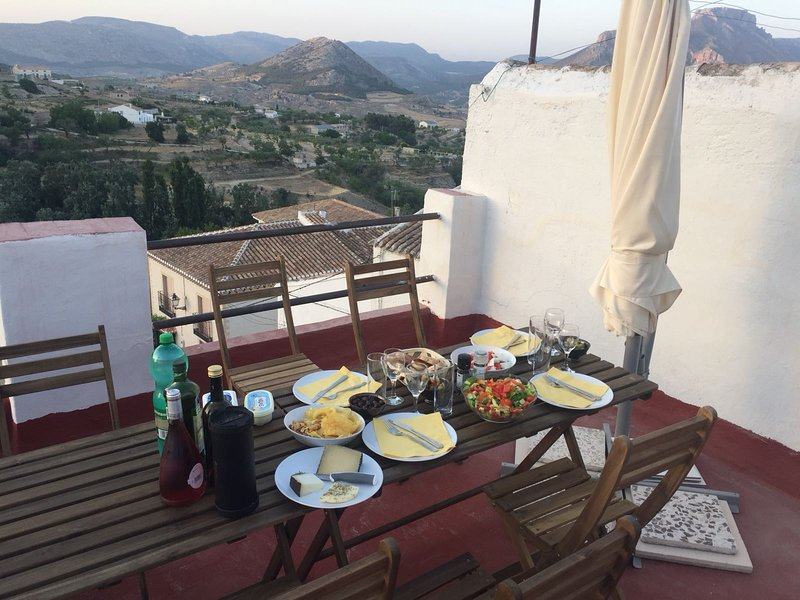 Sally's House- Vélez Blanco, holiday rental in Velez Blanco