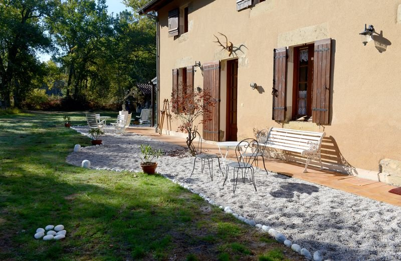 Chambre de charme en foret des Landes, holiday rental in Callen