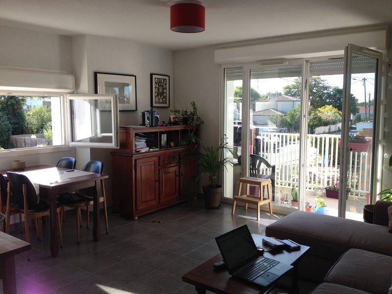 Apartamento con encanto cerca de Burdeos, casa vacanza a Saint-Medard-en-Jalles