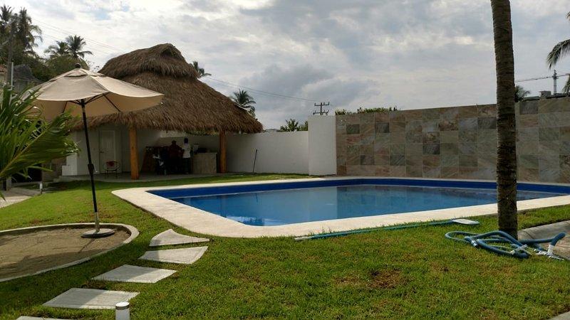 departamento completo con alberca en miramar, manzanillo, colima, México. – semesterbostad i Manzanillo