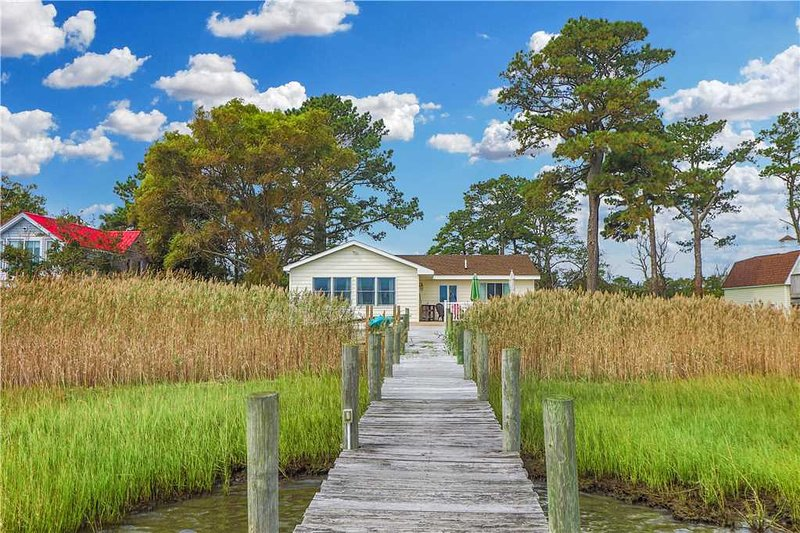 An Unfettered View, vacation rental in Chincoteague Island