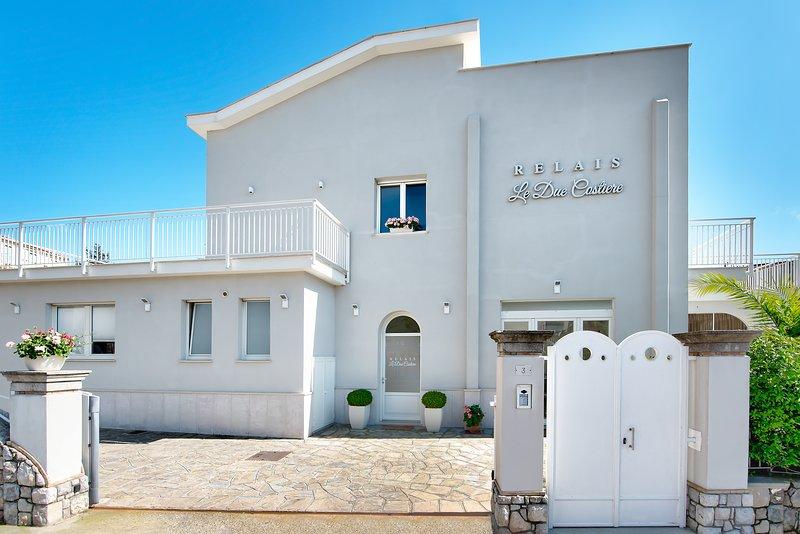 Relais Le Due Costiere - Appartamento Crapolla, Ferienwohnung in Sant'Agata sui Due Golfi