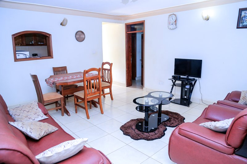 Floben Apartments, vacation rental in Entebbe