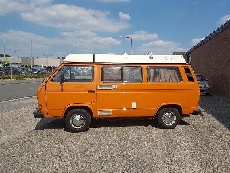 De BOB-mobiel VW T3, holiday rental in Earnewald