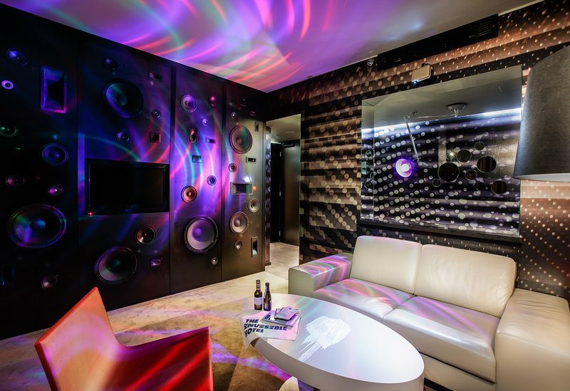 The Invisible Hotel - Media Art Room, vacation rental in Kosice Region