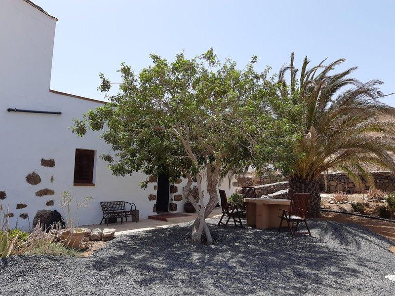 Las Masconas de Guisguey, holiday rental in Tetir