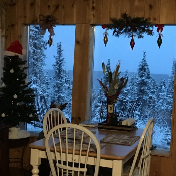 Cleary Summit Cabins, holiday rental in Fairbanks