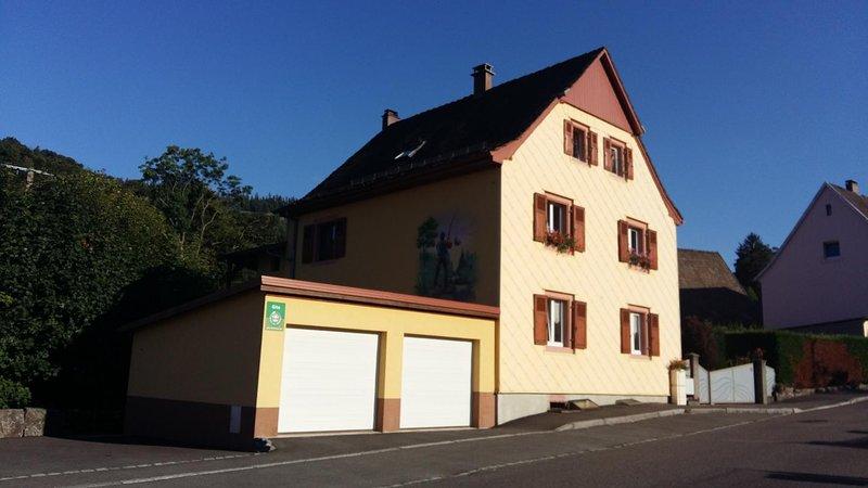 GITE DE LA FECHT, holiday rental in Sondernach