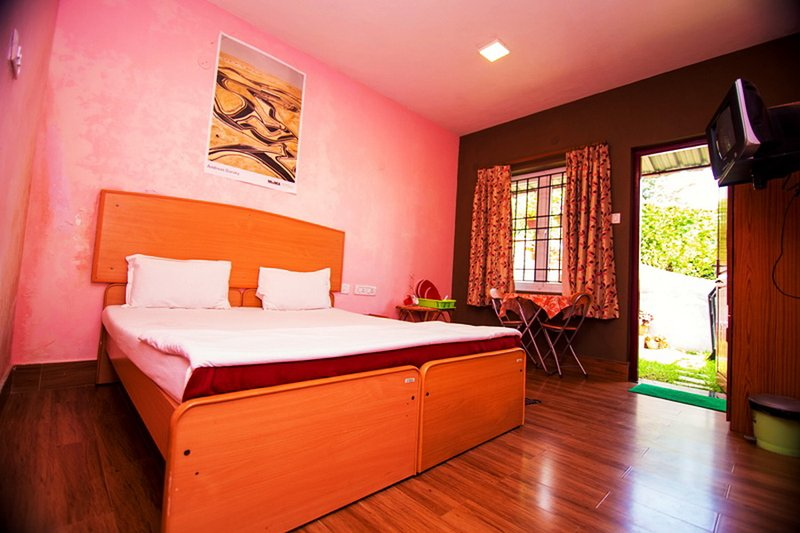 Bs Hive - Interconnected room, vakantiewoning in Dindigul District