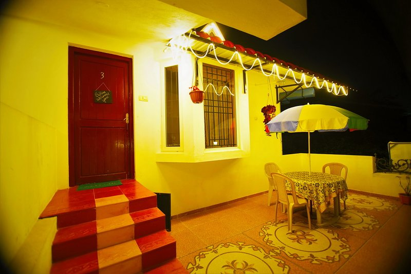 Bs Hive The Terrace - Stunning view, vakantiewoning in Dindigul District