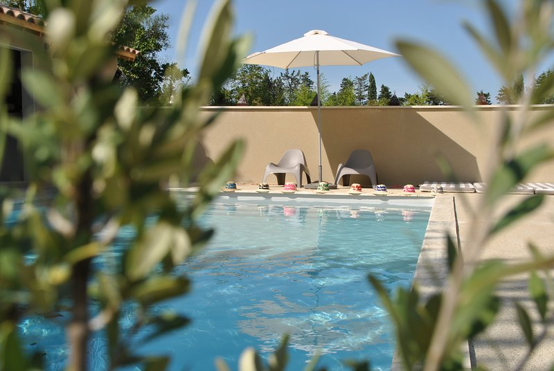 Des Roulottes en Provence, vacation rental in Aramon