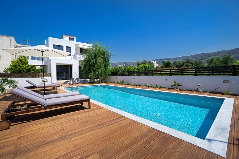 Seametry Luxury Villa, Mournies Chania, holiday rental in Mournies
