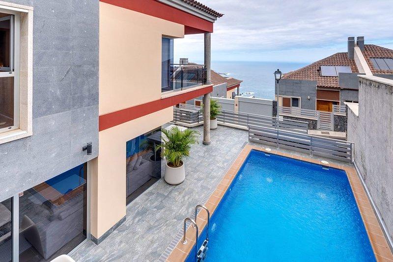 SuperMakar10® Green Palm, holiday rental in Cuesta de la Villa
