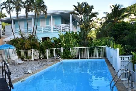 Maracudja, location de vacances à Trois-Ilets