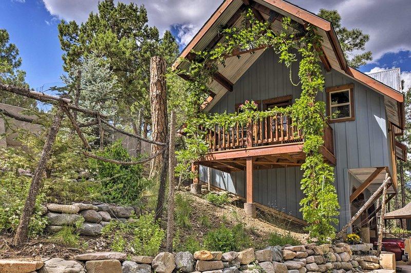 Te enamorarás de esta encantadora casa de 1 dormitorio.