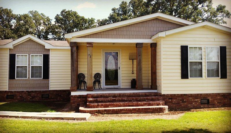 White Oak Lodge, holiday rental in Tichnor