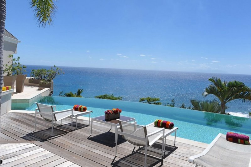 Villa Acamar | Ocean View - Located in Magnificent Toiny with Private Pool, holiday rental in Toiny
