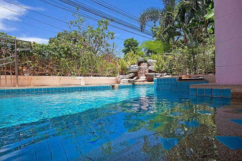 Baan Phailin | Villa de 4 dormitorios con piscina privada cerca de Jomtien Beach Pattaya