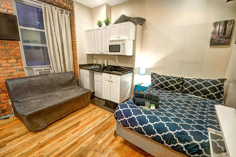 new york holiday apartment 11664 has air conditioning and internet