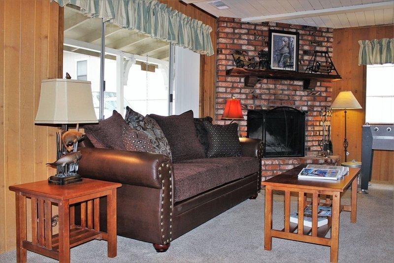 Southern Comfort, holiday rental in Big Bear Lake