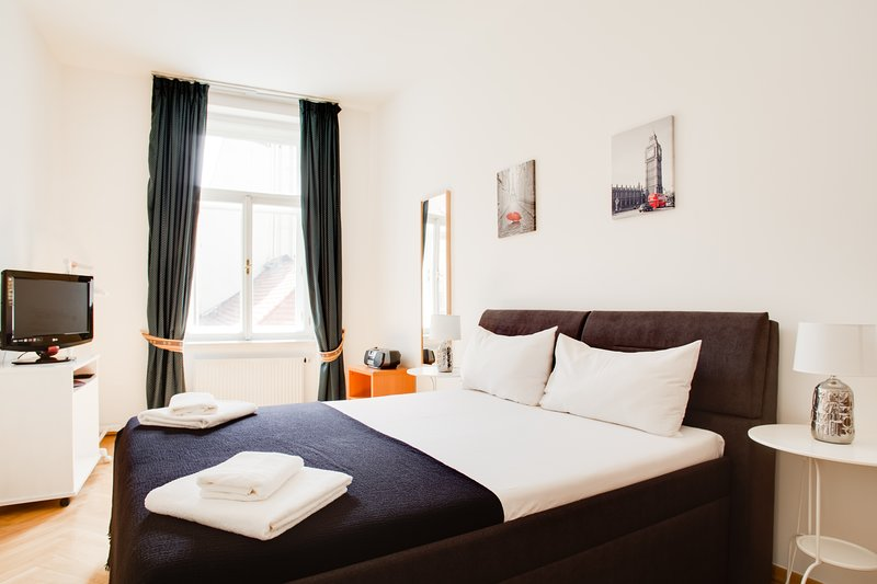New apartment next to Old Town SQUARE, holiday rental in Prague