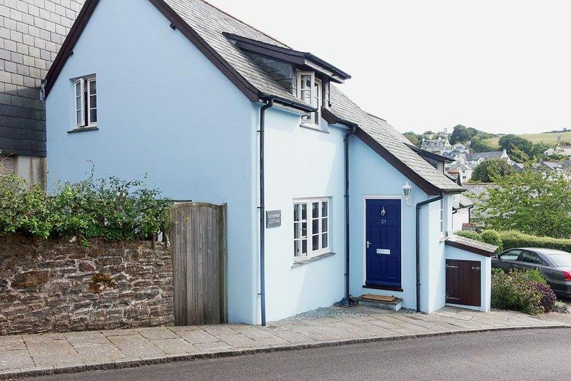 November Cottage, alquiler vacacional en Stoke Gabriel