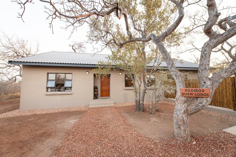 Bienvenido a Rooibos Bush Lodge