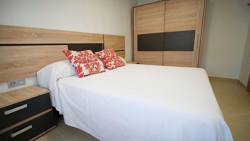 AS Apartamentos 2ºC (Sin vistas al mar), vacation rental in El Morche