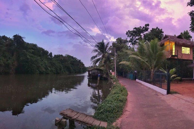 Garggi Village Homestay, vacation rental in Kumarakom