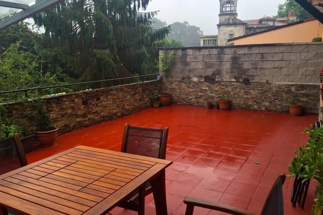 Hospedaje las Barqueras -Apartamento 2 dormitorios terraza, holiday rental in Puertas De Vidiago
