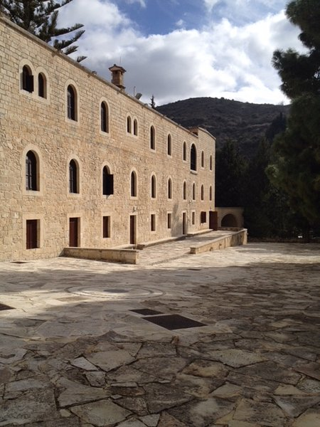 The monastery at Tala