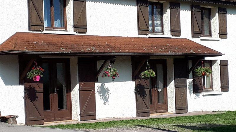 Gîte 'Les Brimbelles' 4-6 personnes, vacation rental in Gerbepal