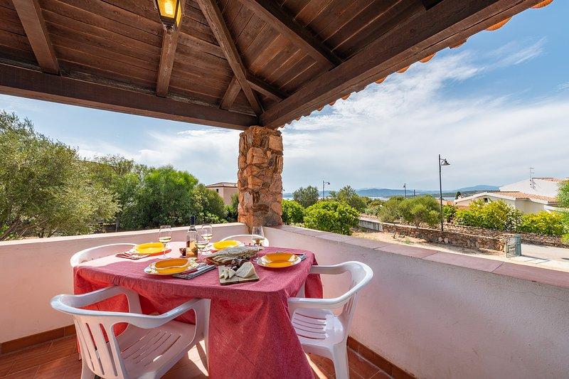 PITTULONGU, BILO CARAIBI 1, vacation rental in Olbia