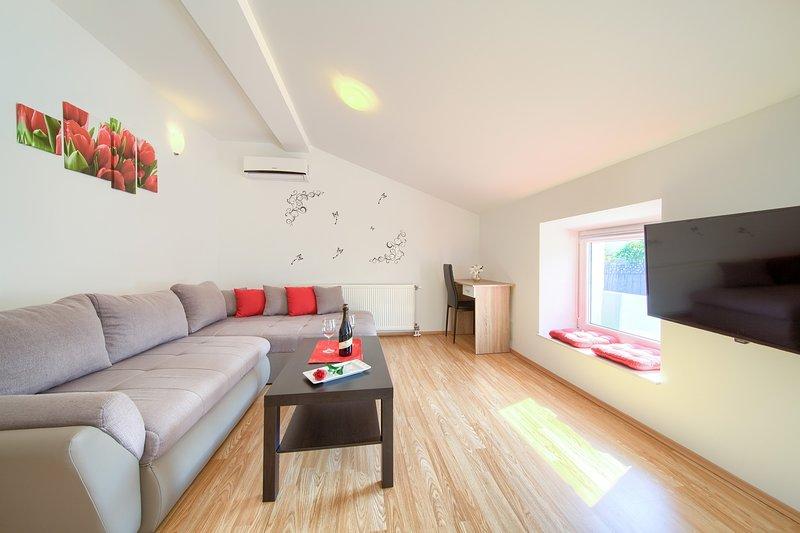 Modern Apartments Muciceva ravan 3, vacation rental in Matulji