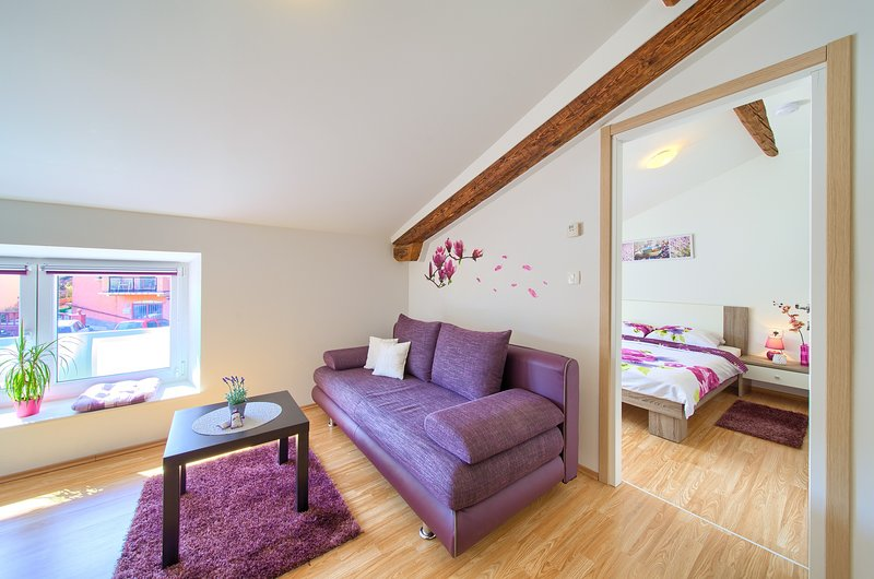 Modern Apartments Muciceva ravan 1, vacation rental in Matulji