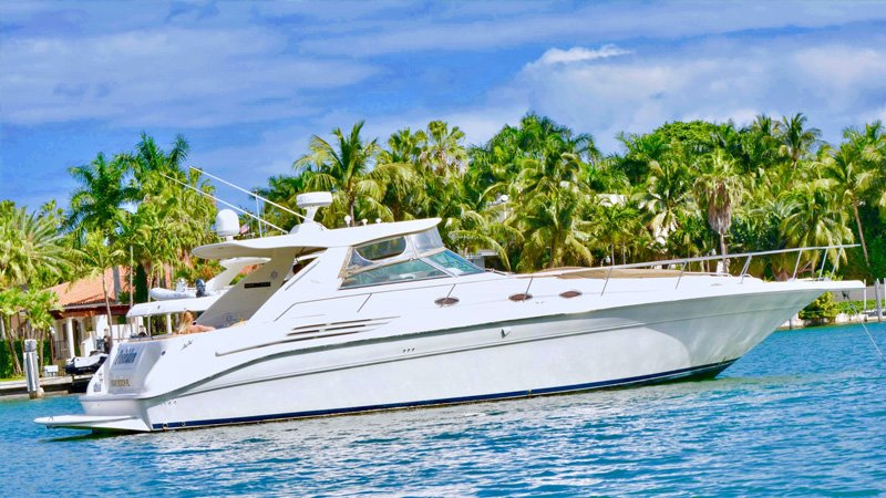 45' Sea Ray - Yacht Party Rental!, casa vacanza a Key Biscayne