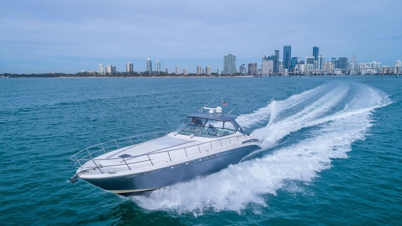 54' Sea Ray - Yacht Party Rental!, casa vacanza a Key Biscayne
