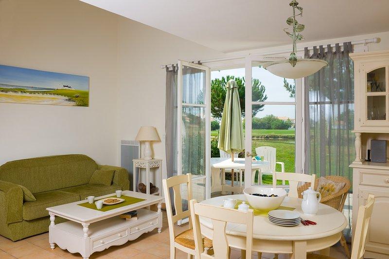Bem-vindo à sua aconchegante casa de 2 quartos perto de Saint-Gilles-Croix-de-Vie!