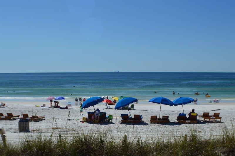Seaside Villas 2 Sleeps 4 Beachfront