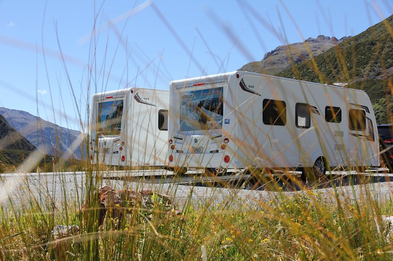 NZ4u2u Modern Luxury Caravan Hire, location de vacances à Yaldhurst