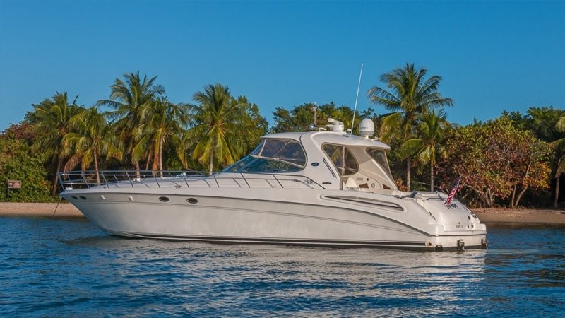 55' Sea Ray - Yacht Party Rental!, casa vacanza a Key Biscayne