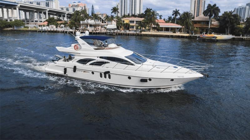 62' Azimut - Yacht Party Rental!, casa vacanza a Key Biscayne
