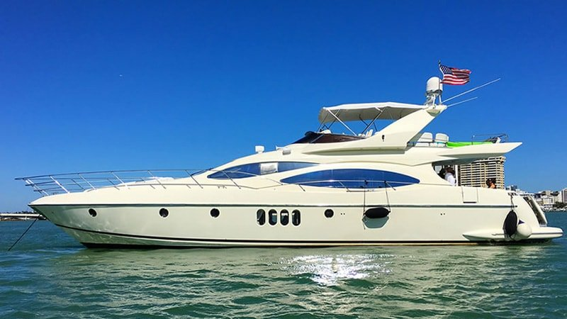 68' Azimut - Yacht Party Rental!, casa vacanza a Key Biscayne