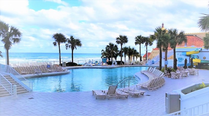 Visit Vibrant Ocean Walk In Daytona Beach Fl